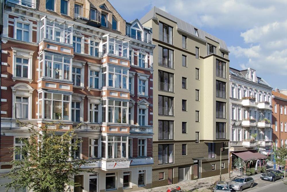 Hubertusstraße 4 in Berlin – Steglitz