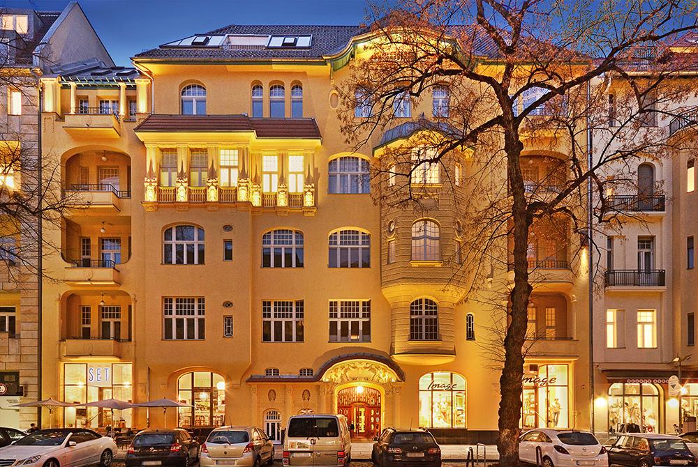 Schlüterstraße 36 in Berlin – Charlottenburg