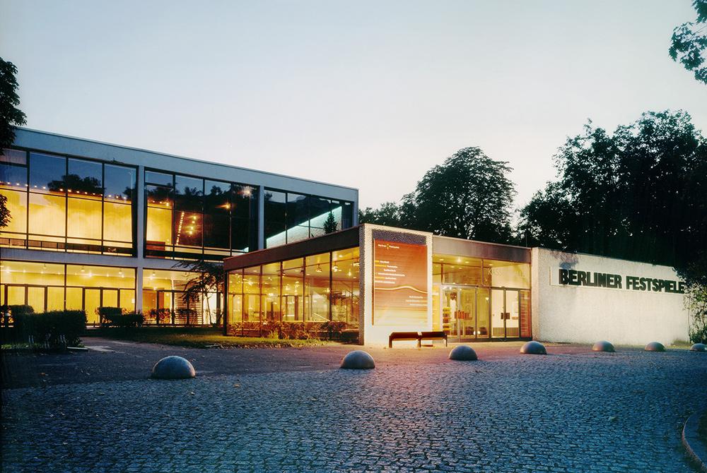 Haus der Berliner Festspiele in Berlin – Wilmersdorf